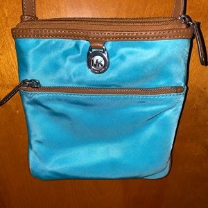 Michael Kors Mini Nylon Crossbody